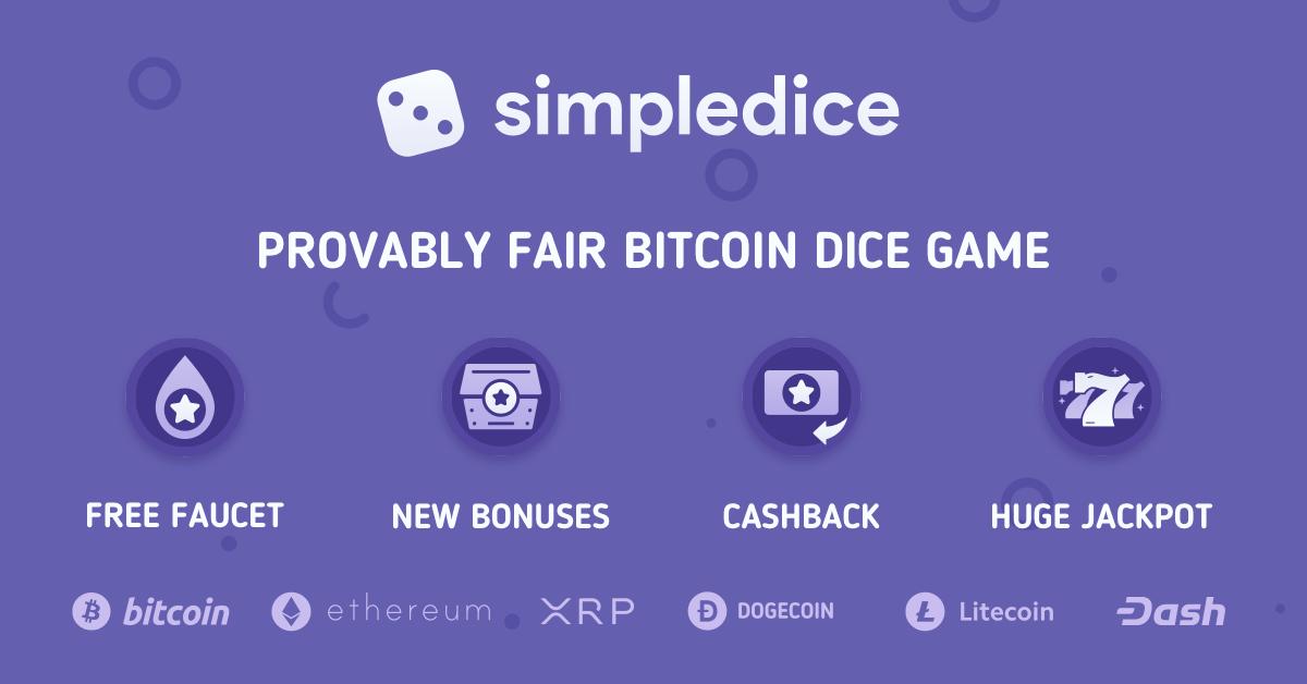 nemokama bitcoin dice žaidimas