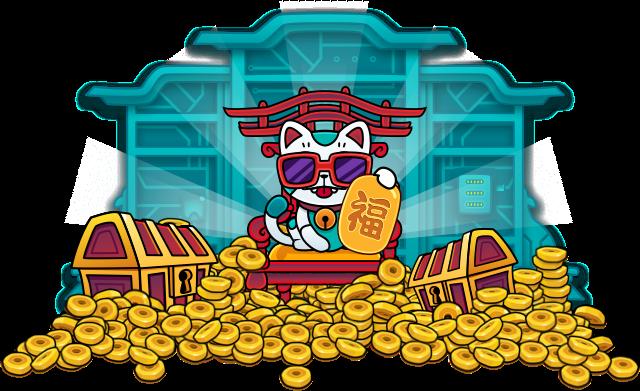 luckydice game header image