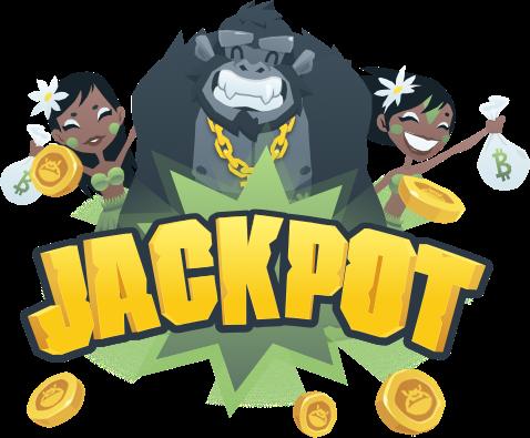 bitkong bitcoin game jackpot bonus